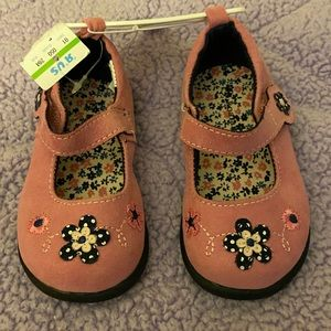 Toddler girl size 5 shoe new with tags